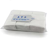 Безворсовые салфетки для маникюра - 100 шт / уп