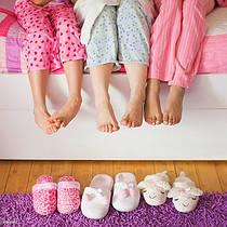 Сравнительная таблица размеров детской обуви разных производителей