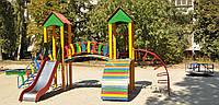 Детский игровой комплекс «Ростик » БК – 704Р, фото 1