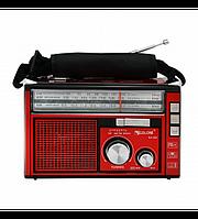 Радиоприемник GOLON RX-382 (FM/AM, LED фонарик, AUX/TF/USB) 16см