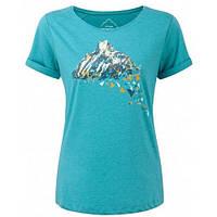 Футболка Montane Female Sacred Mountain T-Shirt