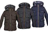 Демисезонные куртки на мальчика Классика (от 3 до 10 лет)