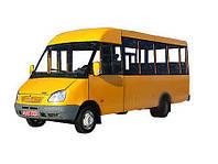 Лобовое стекло на автобус РУТА 25 М