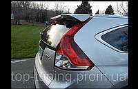 Спойлер на заднюю дверь Honda CR-V