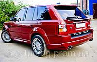 Спойлер на заднюю дверь LandRover Range Rover