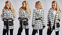 Пальто женское кашемировое весна осень 20520