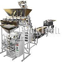 Линия жарки и упаковки сыпучей продукции ALGUS140