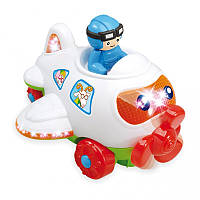 Игрушка Baby Mix PL-381511 Самолет