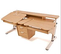 """Детский стол """"Эргономик для двоих детей"""""""