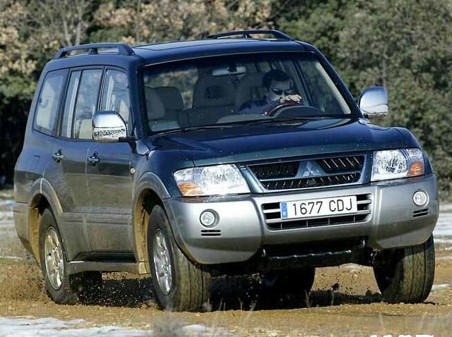 Разборка Mitsubishi Pajero