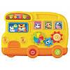 Игрушка музыкальная Baby Mix PL-405552 Автобус