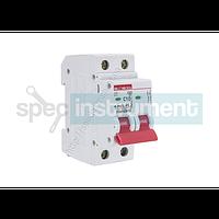 Модульный автоматический выключатель ENEXT e.mcb.stand.45.2.C10