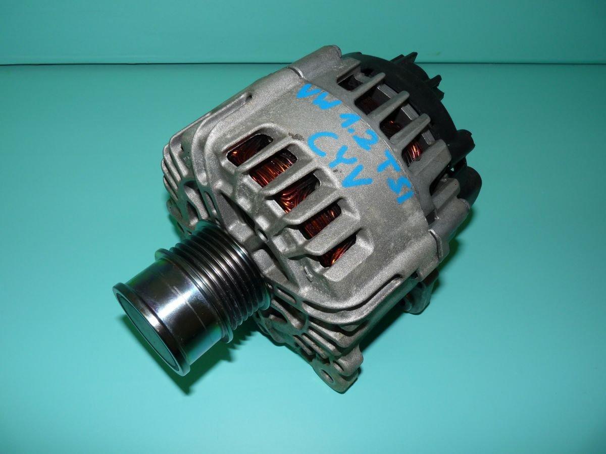 Генератор Audi A3 1.2TSi