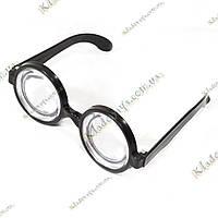 """Nerd Glasses: Очки - прикол """"Ботан"""", """"Ботаник"""" или """"Сумасшедший профессор"""", фото 1"""