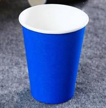 Стаканчик синий 200мл
