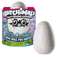 Spin Master Интерактивная игрушка Соворог в яйце Hatchimals Glittering Garden Twinkling Owlicorn