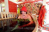 Офуро, японская баня для 3-4 человек