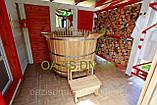 Офуро, японская баня для 3-4 человек, фото 5