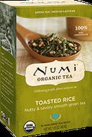 """Зеленый чай с рисом """"Генмайча"""" Numi"""