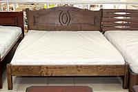 Кровать деревянная с лагами, фото 1