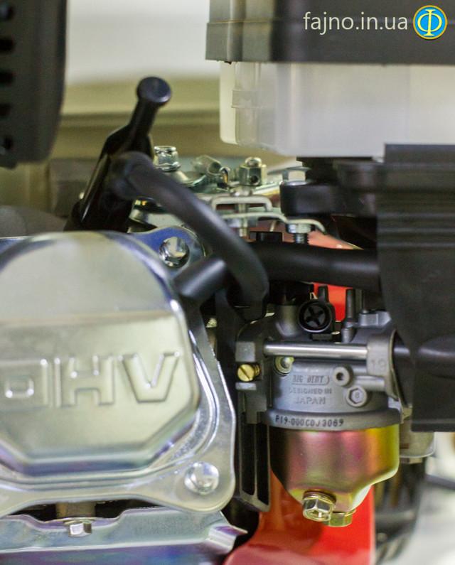 Бензиновый двигатель Iron Angel 6,5 л.с. фото 4
