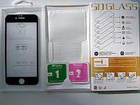 ОРИГИНАЛЬНЫЕ Защитные стекла 5D на/для iPhone 7 7 Plus 6s 6s Plus 6 6+ 6с Айфон +4D +3Д +Цветные +Зеркальные