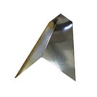Конек 155х155х0,3 мм (2м)