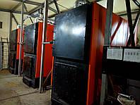 Промышленный твердотопливный котел IGNIS  (ИГНИС)