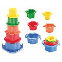 Набор тарелок для игры в воде и песке Baby Mix S193BC
