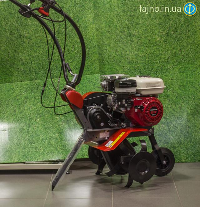 Бензиновый культиватор Pubert Eco Max 55 HC2 фото 10