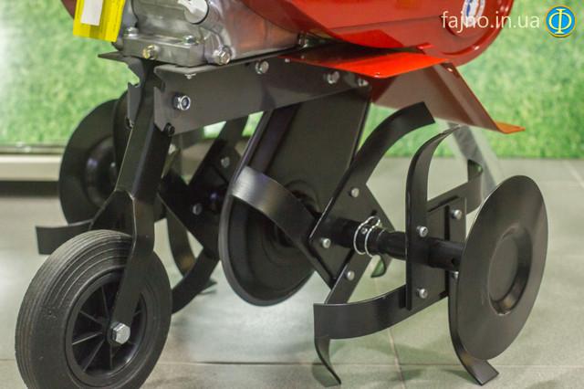 Бензиновый культиватор Pubert Eco Max 55 HC2 фото 5