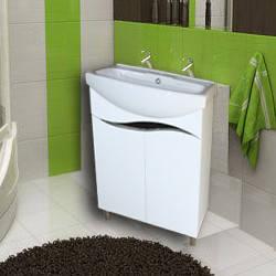 Тумбочка для ванной комнаты т600 изео 2