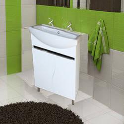 Тумбочка для ванной комнаты т600 изео 3