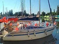 Прогулки на яхте в Запорожье
