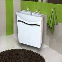 Тумбочка для ванной комнаты т600 изео 7