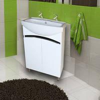 Тумбочка для ванной комнаты т600 изео 8