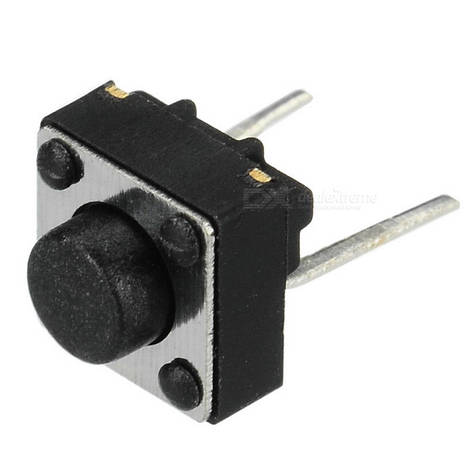 Кнопка тактовая 6*6*5мм 2pin, фото 2
