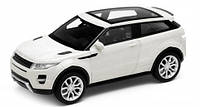 Металлическая модель машинки Welly Land Rover Range Rover Evoque 43649CW