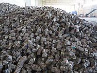 Топливные брикеты из целлюлозы для промышленых котлов