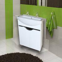 Тумбочка для ванной комнаты т600 изео 10