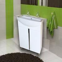 Тумбочка для ванной комнаты т600 изео 13
