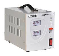 Стабилизатор напряжения релейный Sturm PS93021R, 2000 ВA