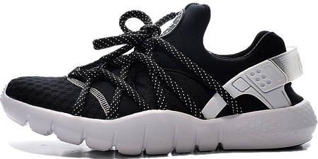 620ff8255af33e Женские кроссовки Nike Air Huarache NM Black White купить в интернет ...