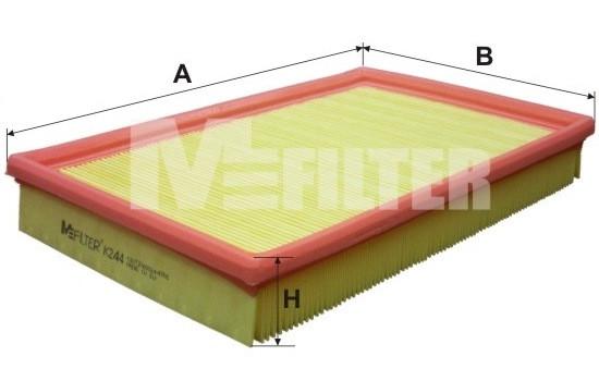 Фильтр воздушный M-Filter K244 (057 AP)