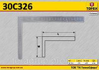 Угольник 609 x 405мм,  TOPEX  30C326, фото 1