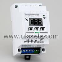 Терморегулятор высокотемпературный (10А/2кВт, -70°...+500°С, датчик Pt100) РТ-10/2D1