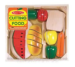 Деревянная игрушка Нарезка продуктов Melissa&Doug