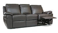 """Новый трехместный кожаный диван-реклайнер """"PHILADELPHIA"""""""