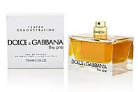 Dolce Gabbana The One Woman EDP 75 ml TESTER