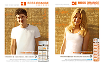 Hugo Boss Boss Orange Charity Edition Woman